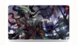PLAY MAT -  ULTRA PRO MTG WAR OF THE SPARK VRASKA FOR MAGIC PLAYMAT [ALTERNATE ART](24